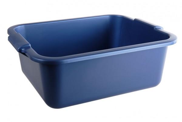 Schüssel 11 L blau, rosa, metallic grün, metallic blau und silber metallic mit Griff