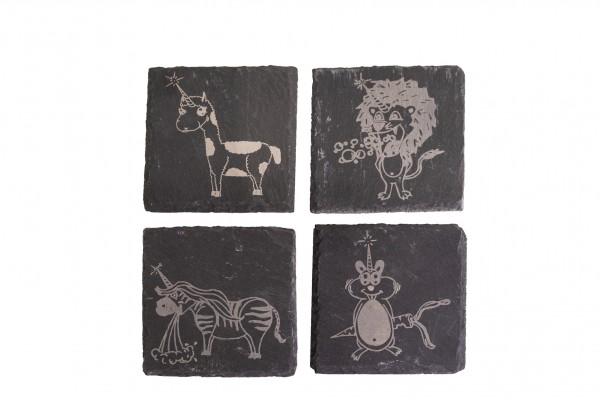 Set 1 Tiere