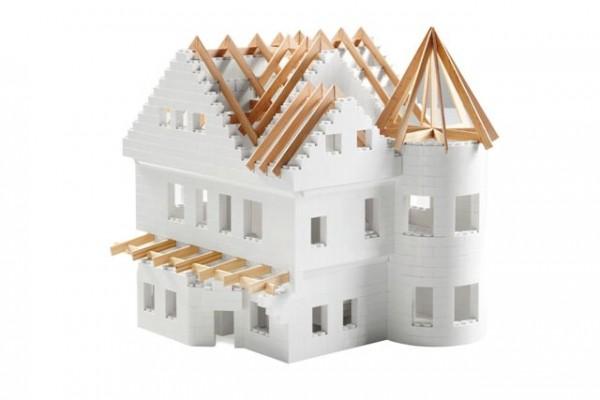 Bausteine für ein Fachwerkhaus